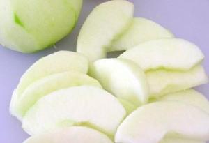 manzanascortadas